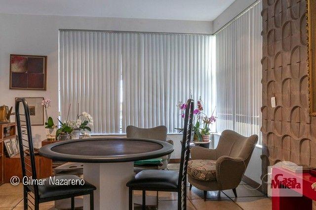 Apartamento à venda com 4 dormitórios em Santo antônio, Belo horizonte cod:270178