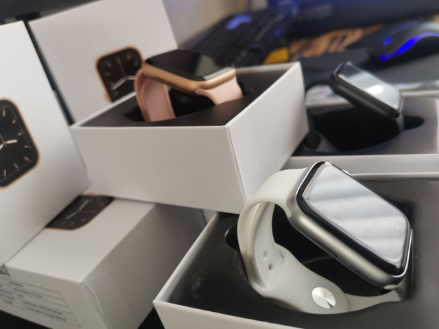Smartwatch W26+ cores  - passamos cartão. - Foto 2