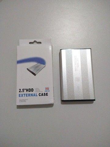 Case p/ HD externo 2.5
