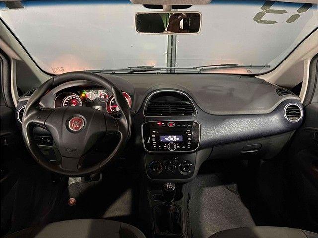 Fiat Punto 2013 1.4 attractive 8v flex 4p manual - Foto 7