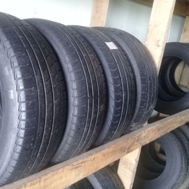 Lote de pneus R$ 10,00 lote todo (+-1000)  - Foto 2