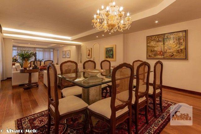 Apartamento à venda com 4 dormitórios em Lourdes, Belo horizonte cod:253467 - Foto 9