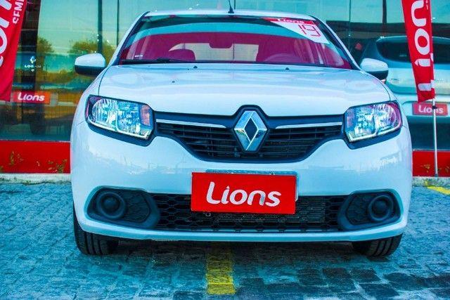 Renault Sandero Expression 1.0 - Foto 4