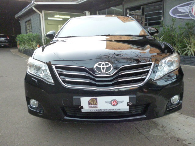 Toyota Camry Xle 3.5 2011 Blindado 151mkm - Foto 17