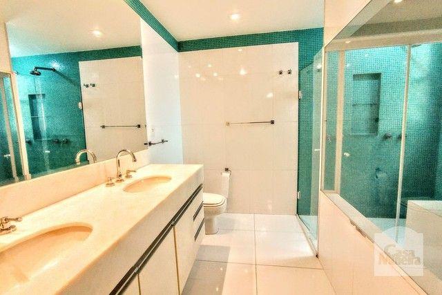 Apartamento à venda com 5 dormitórios em Itapoã, Belo horizonte cod:280459 - Foto 11