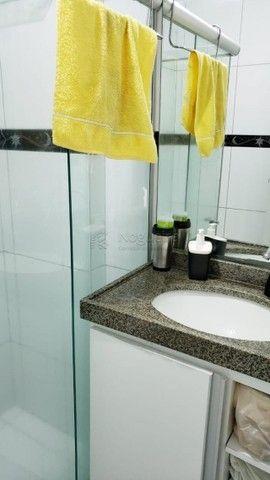 OZL-Apartamento dispõe de 56 m² com sala para dois ambientes!!! - Foto 19