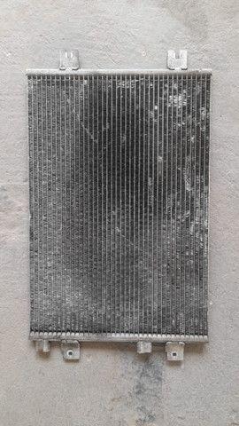 Condensador renault logan sandero automático 2006 a 2014