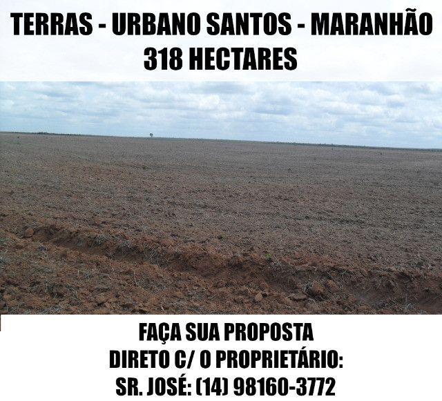 Terras / Fazenda - Urbano Santos (MA) - 318 Ha - Faça Sua Proposta - Foto 8