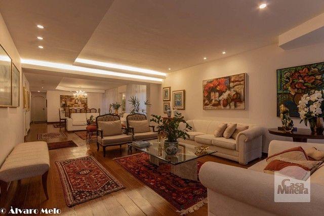 Apartamento à venda com 4 dormitórios em Lourdes, Belo horizonte cod:253467 - Foto 5