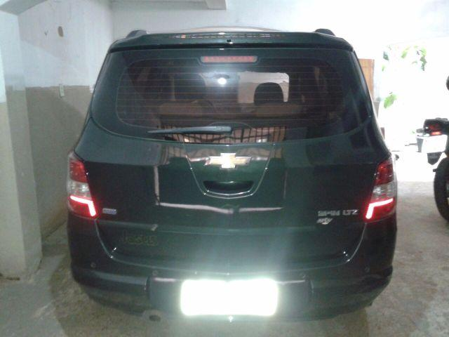 Chevrolet Spin 7 Lugares 2013