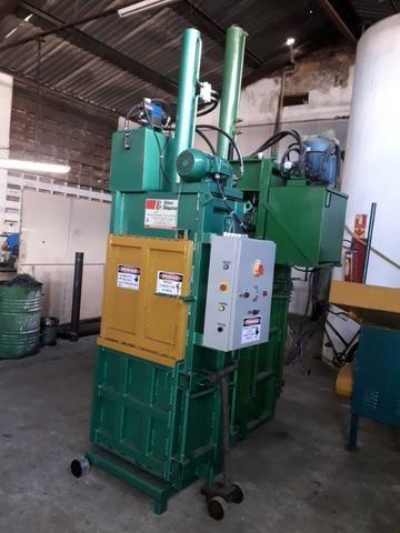Prensa Enfardadeira Hidráulica Vertical - Produtos para Reciclagem em Geral - Foto 4