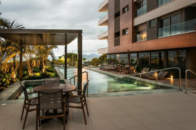 Frente para a Beira Mar Norte - Sonata Place Woa - 03 Suites - Foto 5