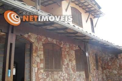 Casa à venda com 5 dormitórios em Alípio de melo, Belo horizonte cod:370178