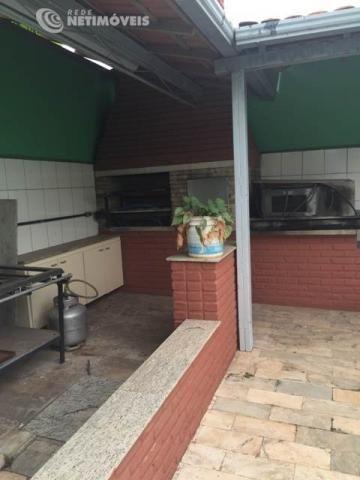 Casa à venda com 5 dormitórios em Caiçaras, Belo horizonte cod:546542 - Foto 15