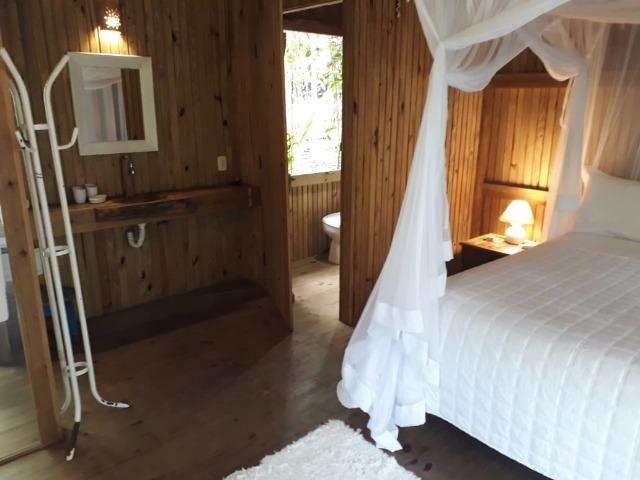 RE/MAX Safira aluga casa para temporada em área de preservação, em Trancoso - BA - Foto 19