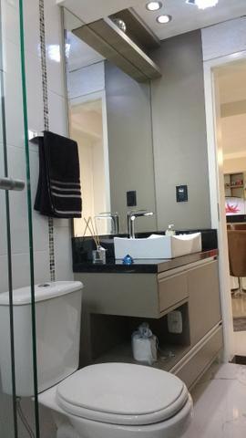 Excelente Apto, ültimo andar, peças amplas, ótimo p/ adequação dos móveis, semi-mobiliado - Foto 5