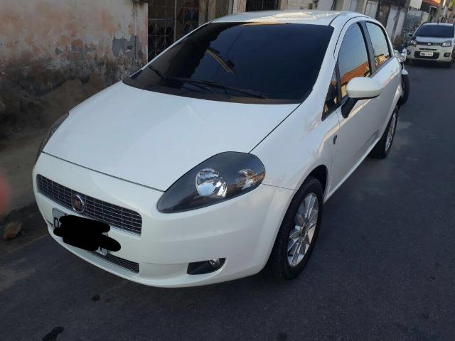 fiat punto 1 4 attractive italia 2012 carros parque guadalajara caucaia 450497979 olx. Black Bedroom Furniture Sets. Home Design Ideas