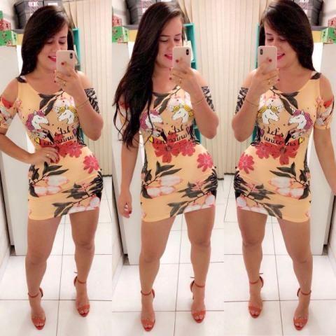 Vestidos, macacões, body's (Promoção)