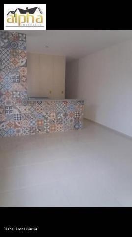 Casa Plana 3 quartos Maracanaú - Bandeirantes - Documentação Grátis -100% Porcelanato - Foto 8