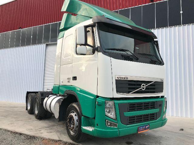 Volvo Fh 480 6x4 Ishift 2010