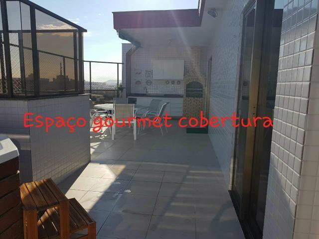 Cobertura dúplex com vista mar 2 suítes / 4 quartos no Braga - Foto 2
