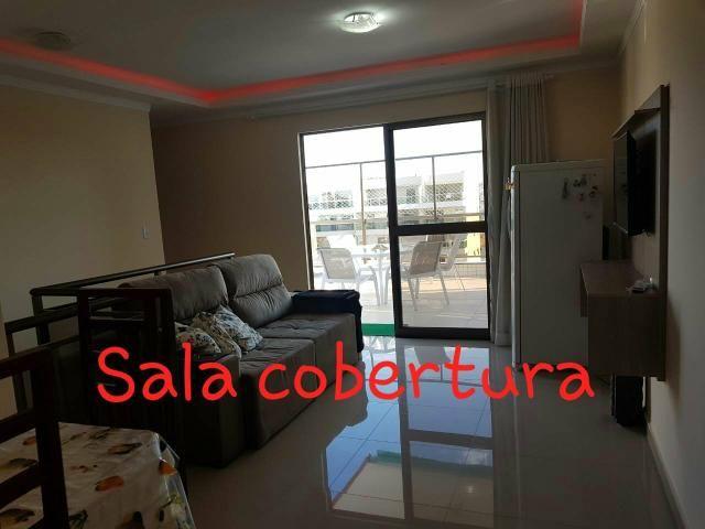 Cobertura dúplex com vista mar 2 suítes / 4 quartos no Braga - Foto 7