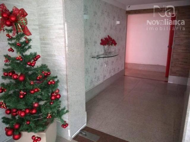 Apartamento com 3 dormitórios à venda, 78 m² por R$ 340.000 - Jardim Camburi - Vitória/ES - Foto 8