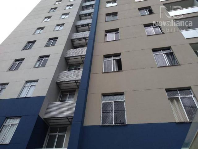 Apartamento com 3 dormitórios à venda, 78 m² por R$ 340.000 - Jardim Camburi - Vitória/ES - Foto 2