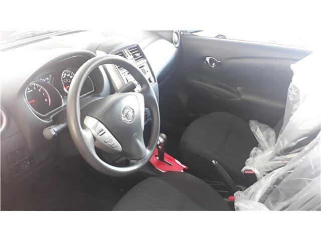 Nissan Versa 1.6 16v flexstart sv 4p xtronic - Foto 7