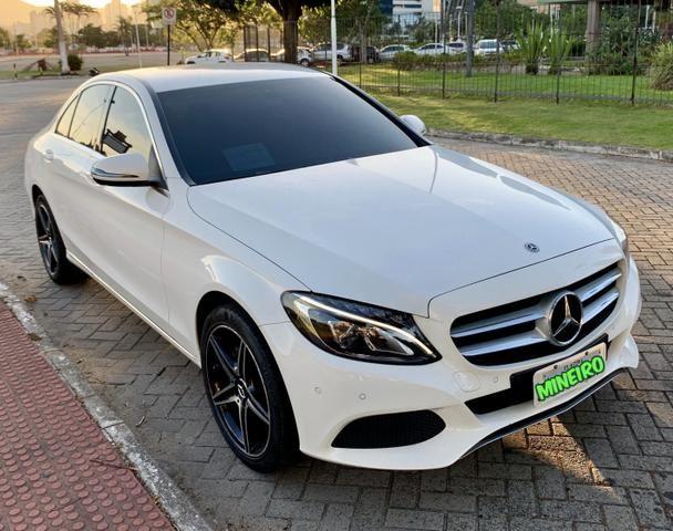 Mercedes benz - c180 cgi 1.6 turbo 16v automático 2018/2018 (único dono) - Foto 3