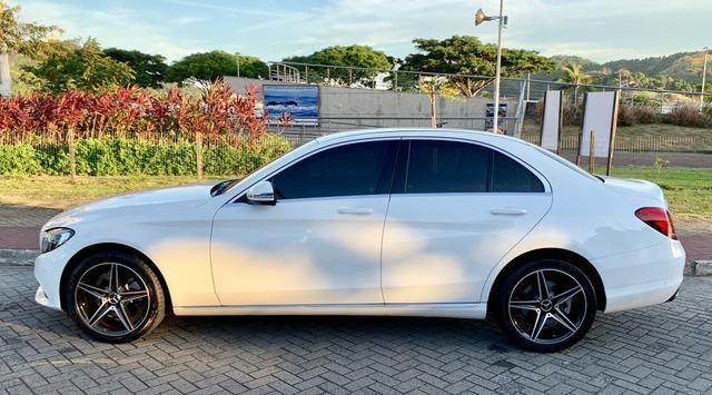 Mercedes benz - c180 cgi 1.6 turbo 16v automático 2018/2018 (único dono) - Foto 11