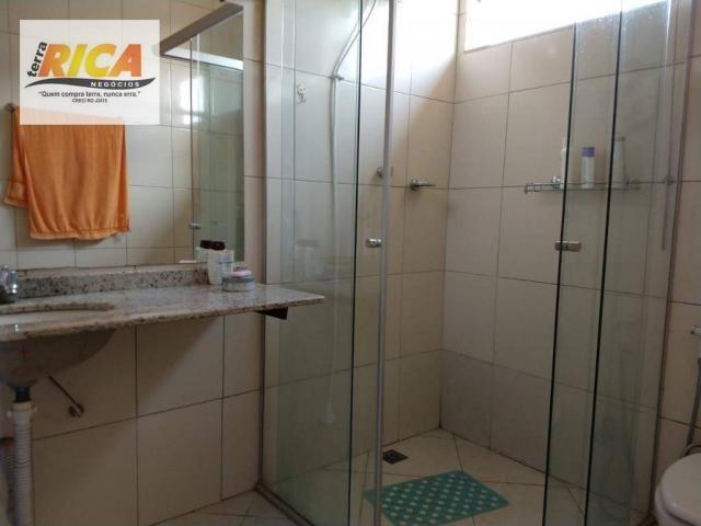 Casa c/ 4 quartos Estilo Sobrado à venda no Condomínio Mediterrâneo - Foto 9