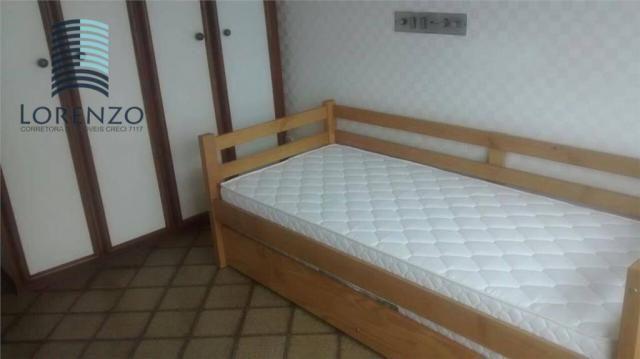 Ondina Apart - Apartamento com 3 dormitórios para alugar, 120 m² por R$ 3.024/mês - Ondina - Foto 12