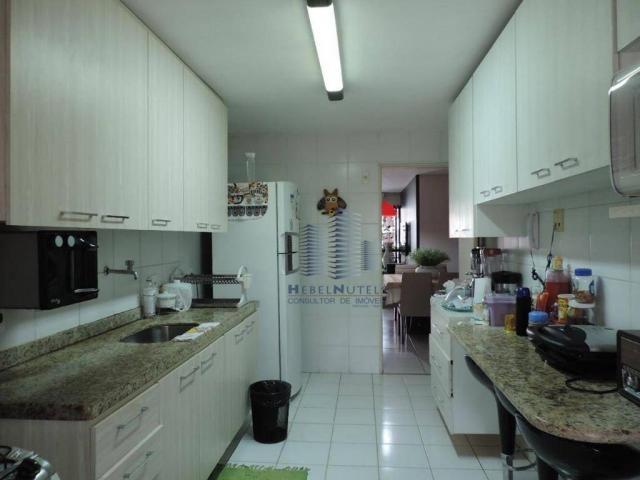 Apartamento com 4 dormitórios à venda, 133 m² por R$ 750.000 - Jatiúca - Maceió/AL - Foto 12