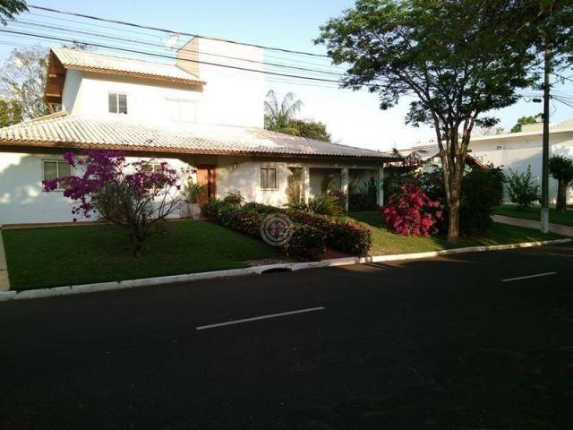 Casa residencial à venda, Jardim Iguaçu, Foz do Iguaçu. - Foto 5
