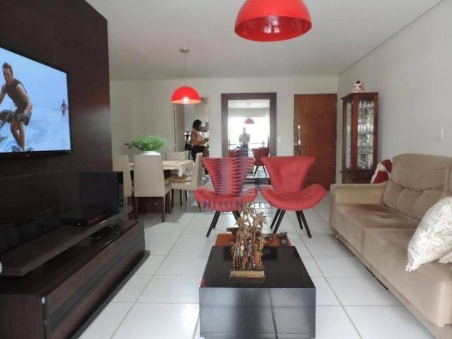 Apartamento com 4 dormitórios à venda, 133 m² por R$ 750.000 - Jatiúca - Maceió/AL - Foto 16