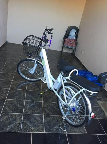 Bicicleta H-bike completa
