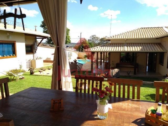 Casa residencial aconchegante com área gourmet disponível para venda em juatuba | juatuba  - Foto 2