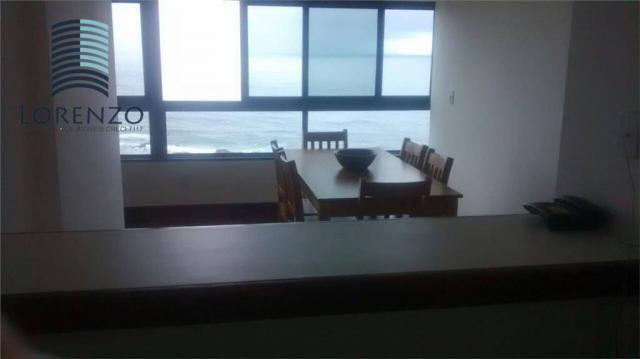 Ondina Apart - Apartamento com 3 dormitórios para alugar, 120 m² por R$ 3.024/mês - Ondina - Foto 11