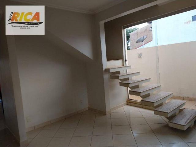 Casa c/ 4 quartos Estilo Sobrado à venda no Condomínio Mediterrâneo - Foto 7