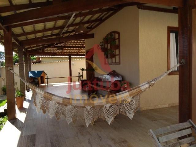 Casa residencial aconchegante com área gourmet disponível para venda em juatuba | juatuba  - Foto 5