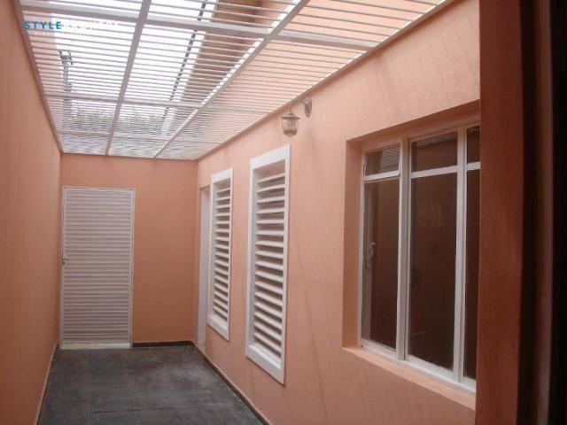 Casa comercial ou residencial com 3 dormitórios à venda, 251 m² por R$ 500.000 - Boa Esper - Foto 12