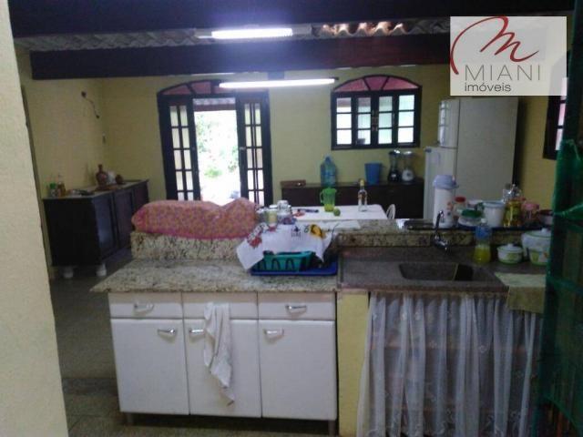 Chácara residencial à venda, Jardim das Palmeiras, Juquitiba. - Foto 10
