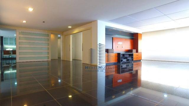 Apartamento com 4 dormitórios à venda, 319 m² por R$ 2.751.500,00 - Jatiúca - Maceió/AL - Foto 17