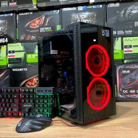 Computador Gamer 8ª Geração G5400 e Gt 1030 2Gb