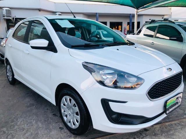 Ford Novo Ka Se 1.0 2019, revisado ford , garantia !!!!!! - Foto 18