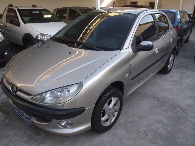 Peugeot 206 1.4 2006/2007 completão