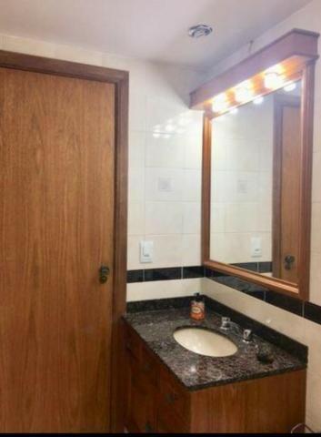 Excelente Apartamento 130m² Vaga de Garagem e Dependência Completa Rua Dna Delfina Tijuca - Foto 12