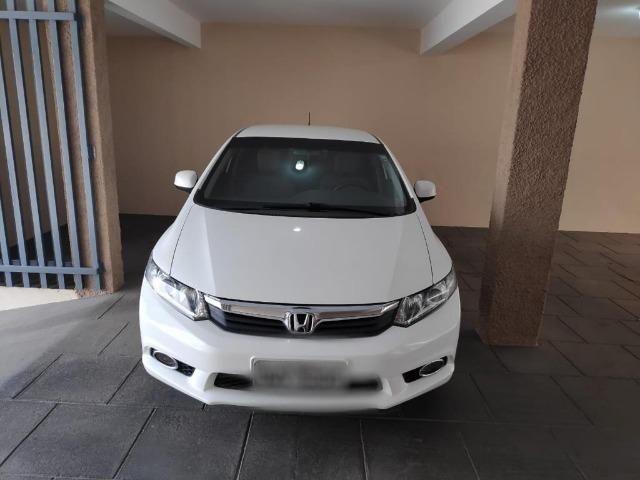 Honda Civic 1.8 16V Lxs Aut. 2014 - Foto 2