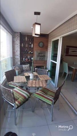 Apartamento com 3 quartos à venda, 127 m² por R$ 700.000 - Jardim Renascença - São Luís/MA - Foto 4